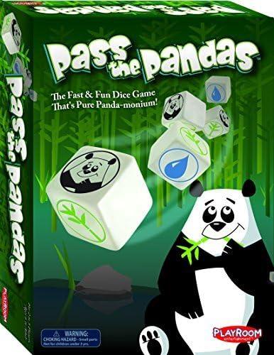 10. Pass The Pandas - Game