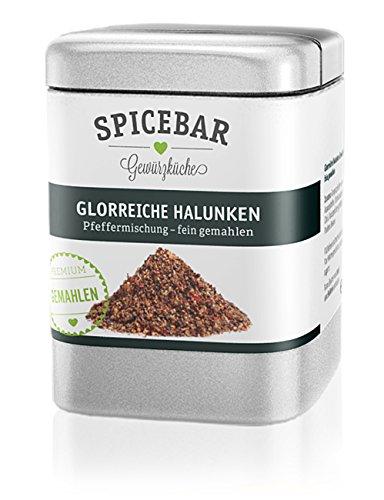 Spicebar Glorreiche Halunken - Pfeffermischung fein, aus seltenen Gourmetpfeffern (1 x 70g)