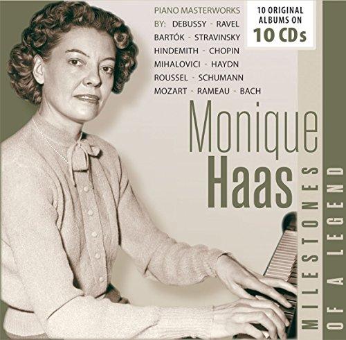 Monique Haas-Milestones of a Legend