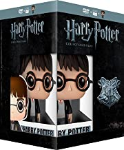 Harry Potter Collection - 8-DVD Box Set & Harry Potter FUNKO Figurine ( Harry Potter and the Sorcerer's Stone / Harry Potter and the Chamber of Secrets / Harry Potter and the Prisoner of Azkaban