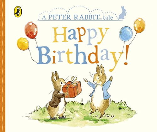 Peter Rabbit Tales – Happy Birthday