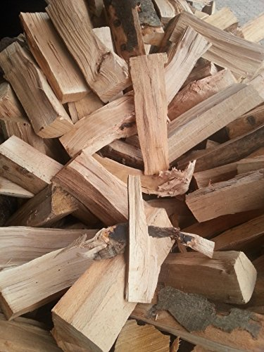 Brennholz Kaminholz Grillholz Feuerholz Buche trocken ofenfertig 30kg | Hoher Heizwert | Schönes Flammenbild