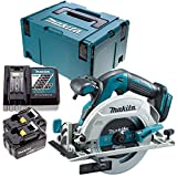 <span class='highlight'>Makita</span> DHS680Z 18V Brushless <span class='highlight'>Circular</span> <span class='highlight'>Saw</span> with 2 x 5Ah Batteries, Charger, Case & Inlay
