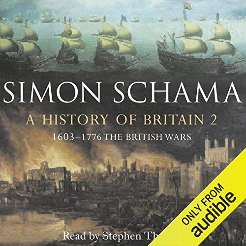 A History of Britain: Volume 2 cover art