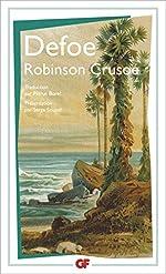 Vie et aventures de Robinson Crusoé de Daniel Defoe