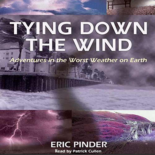 Tying Down the Wind audiobook cover art