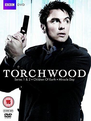 Torchwood - Series 1-4 [18 DVD Box Set] [UK Import]