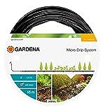 Gardena Micro-Drip-System Tropfrohr oberirdisch 4.6 mm (3/16 Zoll): Tropfschlauch zum oberirdischen...