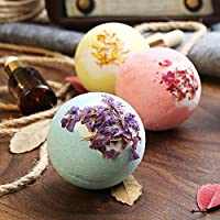 24-Count (2 x 12) Bisou Bubbly Handmade Bath Bombs
