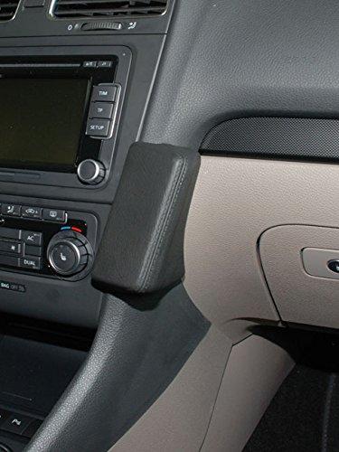 KUDA 096585 Halterung Kunstleder schwarz für VW Golf VI ab 10/2008 / Variant ab 09/2009