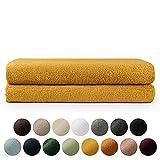Blumtal Set de Toallas de baño - Toallas Suaves y Absorebentes, 100% algodón, Certificado Oeko-Tex 100