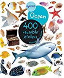 Eyelike Ocean - 400 Reusable Stickers Inspired by Nature (Eye Like Stickers)