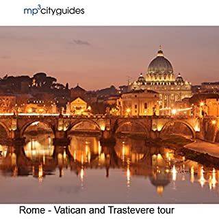 Rome - Vatican - Trastevere cover art