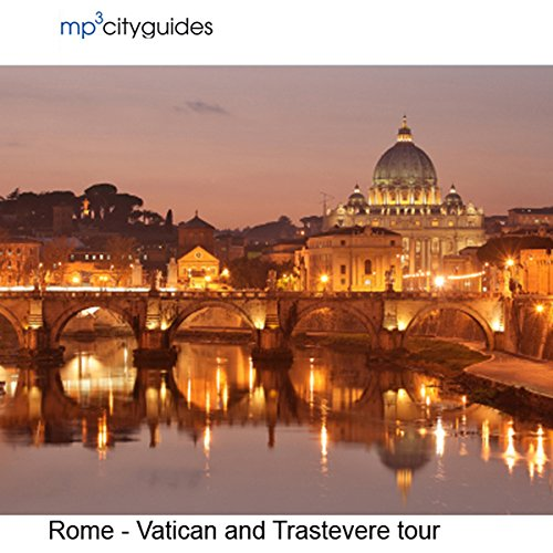 Rome - Vatican - Trastevere audiobook cover art