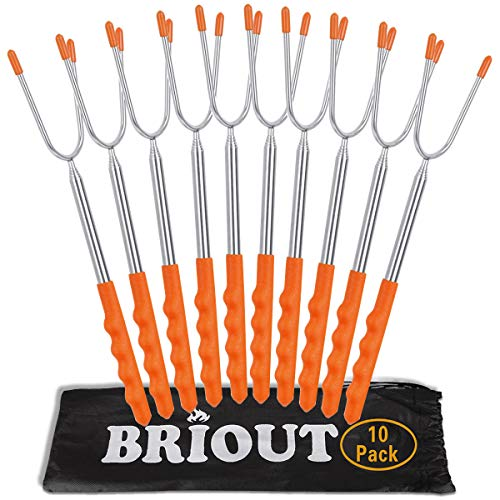 Our #4 Pick is the Briout Marshmallow Roasting Sticks