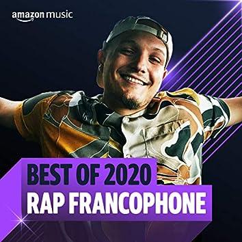 Best of 2020 : Rap Francophone