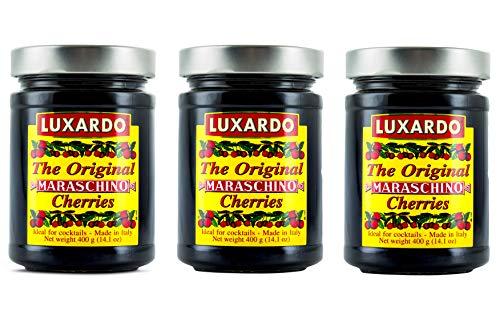 Luxardo Italian Maraschino Cherries In Syrup 400...