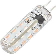 X-DREE AC 220V G4 3W Red 32 LEDs High Brightness Energy Saving Silicone Corn Light Bulb (503cb818-a222-11e9-8d7c-4cedfbbbd...