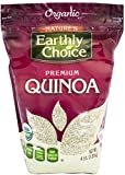 Nature's Earthly Choice: Organic Quinoa (1 x 4 lbs)