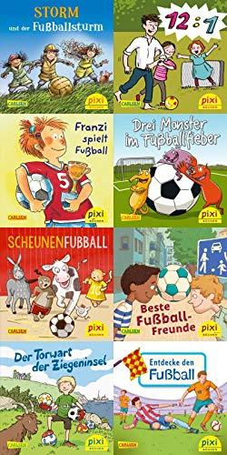 Pixi-8er-Set 267: Pixi spielt Fußball (8x1 Exemplar) (267)