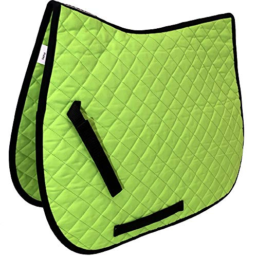ASTILE EQUESTRIAN SADDLE PADS GENERAL PURPOSE SADDLE PADS NUMNAH QUILTED...