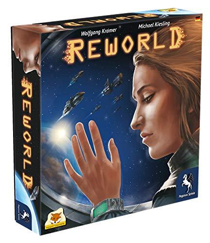 Pegasus Spiele 54543G - Reworld (eggertspiele)