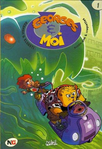 Georges et Moi *Tome 01 - Bubble-gum et Croquettes: Tome 01 - Bubble-gum et Croquettes