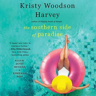 Southern Side of Paradise     The Peachtree Bluff Series, Book 3              By:                                                                                                                                 Kristy Woodson Harvey                               Narrated by:                                                                                                                                 Janet Metzger,                                                                                        Rebekkah Ross                      Length: 10 hrs and 19 mins     Not rated yet     Overall 0.0