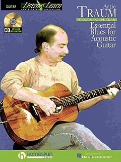 Artie Traum Teaches Essential Blues for Acoustic Guitar