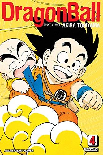 Dragon Ball (VIZBIG Edition), Vol. 4: Turtle vs. Crane (4)