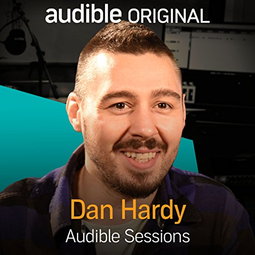 Dan Hardy audiobook cover art