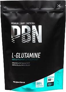PBN - Premium Body Nutrition L-Glutamine 500g Pouch