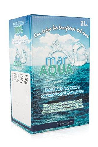 Agua de Mar hipertónica MarAqua (Vizmaraqua) (2 litros Bag in Box)