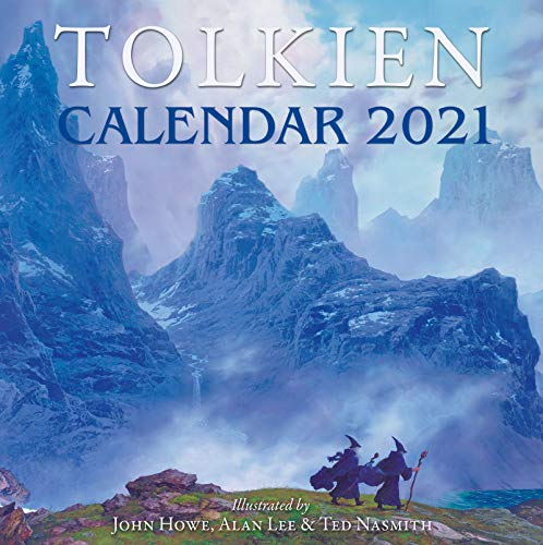 Compare Textbook Prices for Tolkien Calendar 2021  ISBN 9780063022171 by Tolkien, J. R. R.