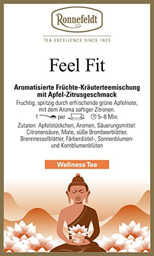 Ronnefeldt - Feel Fit - Wellness - Kräutertee - 100g - loser Tee