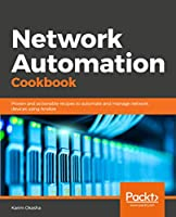 Network Automation Cookbook Front Cover