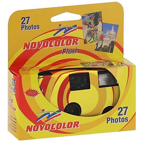 AP APM401004 Appareil Photo à Usage Unique avec Flash Multicolore