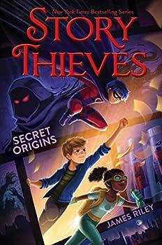 Secret Origins  3   Story Thieves