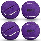 RMS Walker Glide Balls - A Set of 4 Balls with Precut Opening for Easy Installation, Fit Most Walkers (Purple)