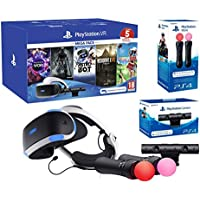 PlayStation VR2 MegaPack 2 Astro Bot + Skyrim V + Resident Evil 7 + Everybody
