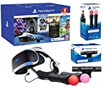 PlayStation VR2 Megapack 2 Astro Bot + Skyrim V + Resident Evil 7 + Everybody's Golf + VR Worlds + Paire Move Twin Controllers + Caméra V2