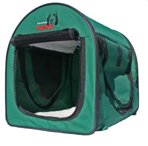 Dogidogs Hundetransportbox faltbar Transportbox für Hunde Hundebox Auto - Dogi Kennel Premium - Größe XXL