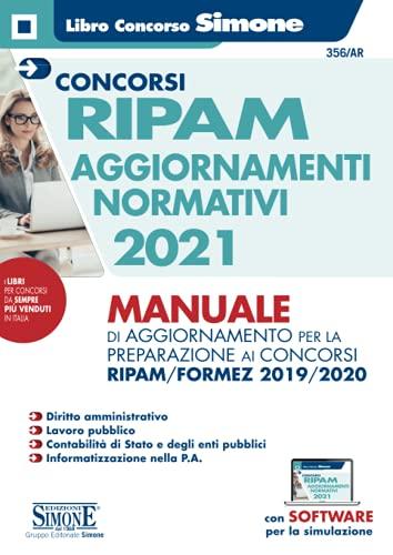 Concorso RIPAM Aggiornamenti normativi 2021