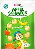Hipp Kinder Knabberprodukte, Apfelschmeck, 8er Pack (8 x 7g) -