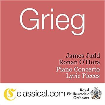 Edvard Grieg, Piano Concerto In A Minor, Op. 16
