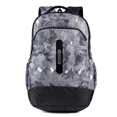 American Tourister Vouge Nxt 02 Black Casual Backpack
