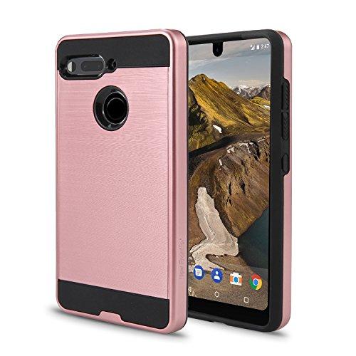 Essential Phone PH-1 Case, Slim Hybrid Cover [Scratch/Dust Proof]...