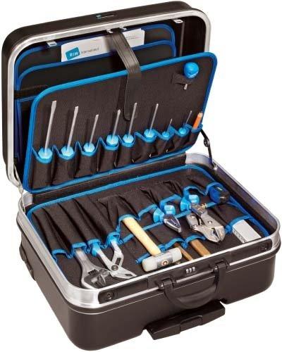 B&W Werkzeugkoffer fahrbar 485 x 350 x 195 mm ABS Kofferschale