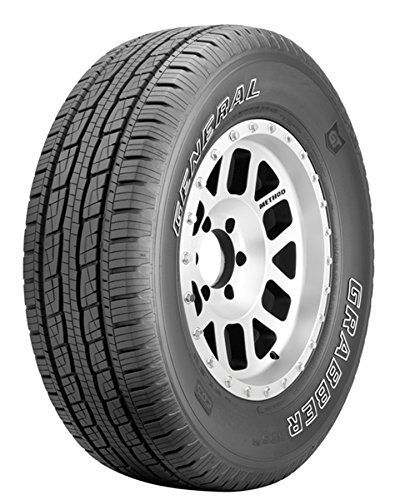 General Tire Grabber HTS60 all_ Season Radial Tire-265/75R15 112S
