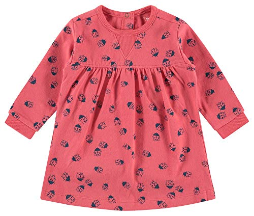 Imps & Elfs G Dress Slim Loxton AOP Robe, Rose (Rose of Sharon P472), 58 (Taille Fabricant: 56) Bébé Fille